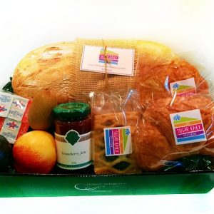 Continental Breakfast Hamper - Boxed Indulgence