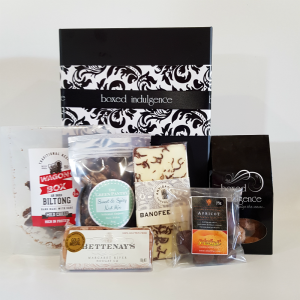 Nibble Box Gourmet Hamper - Boxed Indulgence