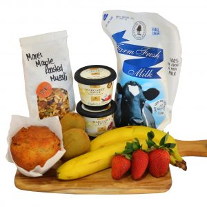 Fresh Breakfast Hamper - Boxed Indulgence