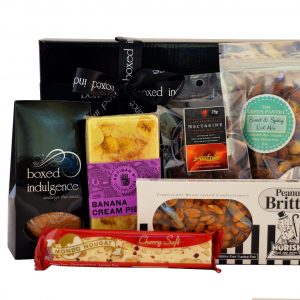 Nibble Box Hamper - Boxed Indulgence