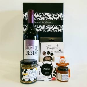 Taste Indulgence - Boxed Indulgence Gourmet Hampers
