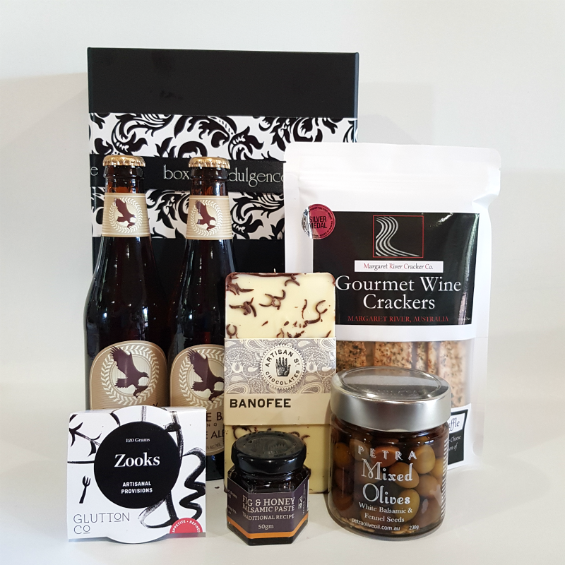 Tantalising Taste Gift Hamper - Boxed Indulgence