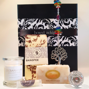 Handmade Hamper - Boxed Indulgence Gourmet Gift Hampers