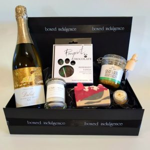 Pamper Hamper - Boxed Indulgence Margaret River Gourmet Hampers