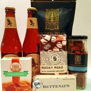 Beer & Nibbles - Boxed Indulgence