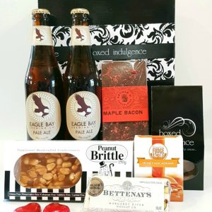 Beer and Nibbles - Boxed Indulgence