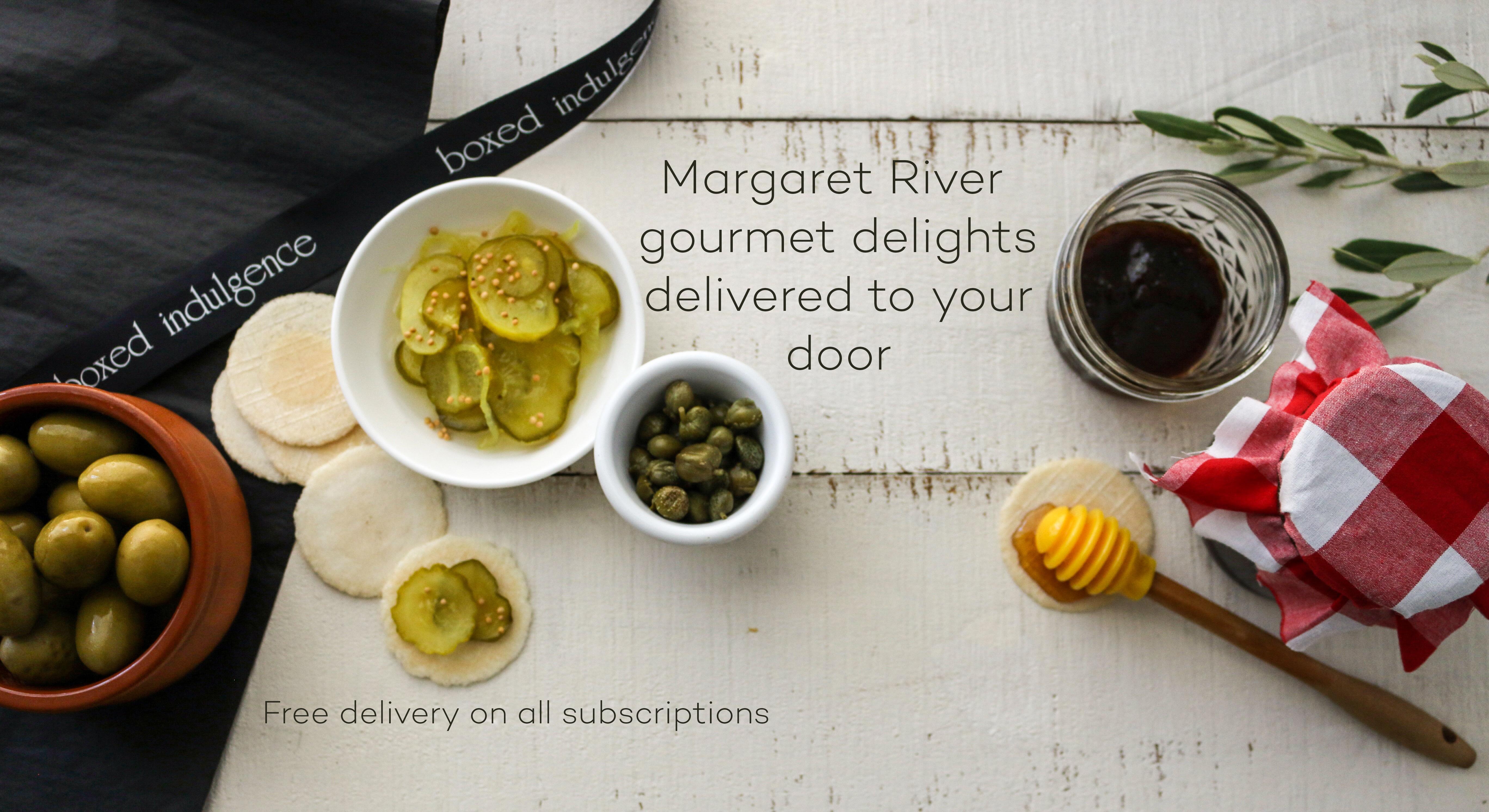 Boxed Indulgence - Margaret River Hampers