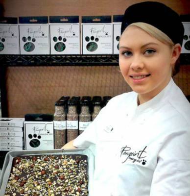 Pawprint Chocolate - Boxed Indulgence Gourmet Hampers
