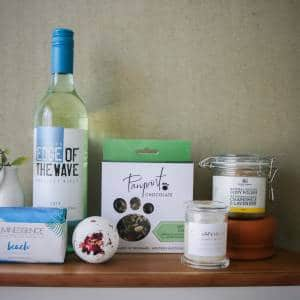 Pamper Hamper - Boxed Indulgence